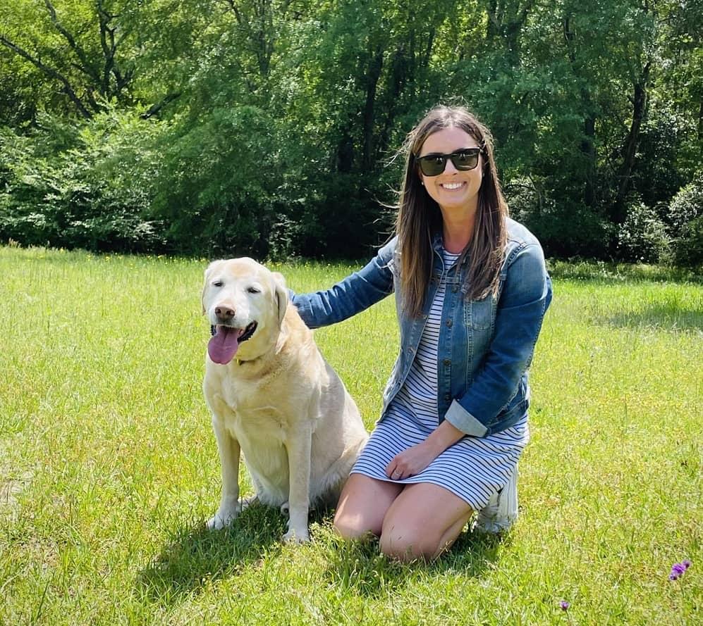 Macon Dog Park Kate